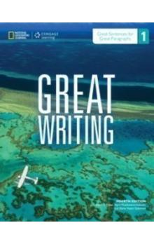 Great Writing 1 Fourth Edition Great Sentences for Great Paragraphs Book with Online Access Code