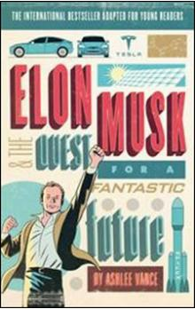Elon Musk Young reader´s Edition