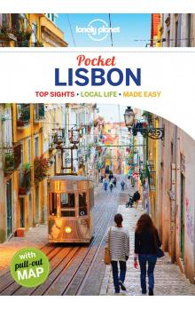 Lonely Planet Lisbon Pocket Guide 3.