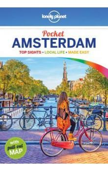 Lonely Planet Amsterdam Pocket 4.