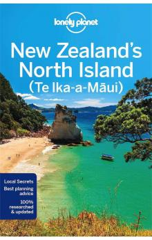 Lonely Planet New Zealand`s North Island 4.