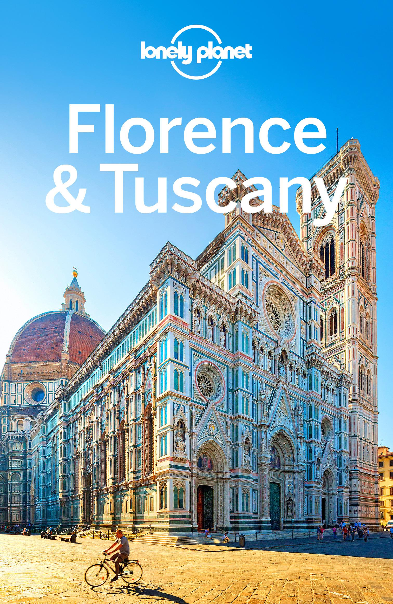 Lonely Planet Florence & Tuscany 9.