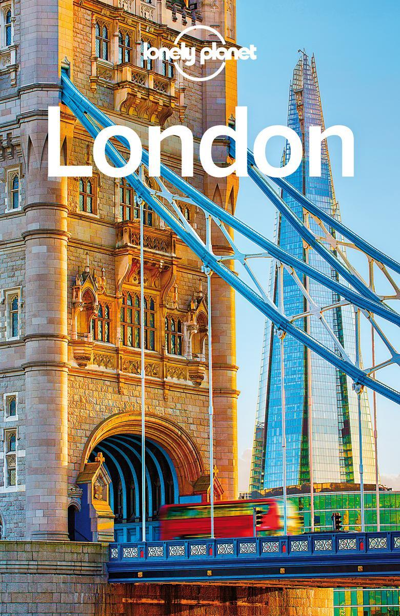 Lonely Planet London 10.