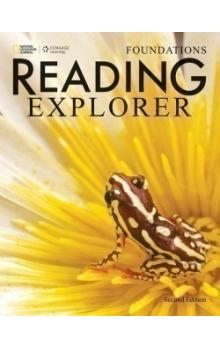 Reading Explorer Second Edition Foundations Student´s Book + Online Workbook Access Code