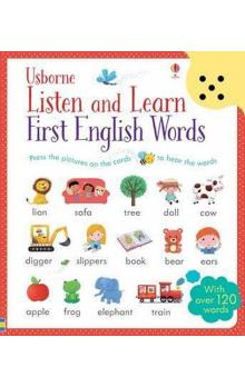 Listen and Learn First English Words - Taplin Sam