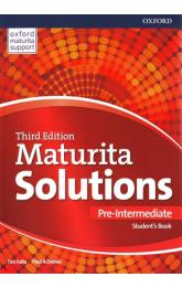 Maturita Solutions Pre-Intermediate Student´s Book 3rd (CZEch Edition)