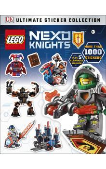LEGO NEXO KNIGHTS - Ultimate Sticker Collection