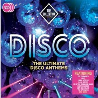Disco - The Collection - Artists Various [3x CD]