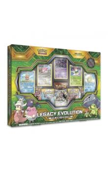 POK: Legacy Evolution Pin Collection (1/12)