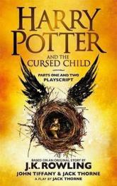 Harry Potter and the Cursed Child (8) - Parts I & II (paperback)