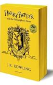 Harry Potter and the Philosopher&#39s Stone – Hufflepuff Edition (paperback)