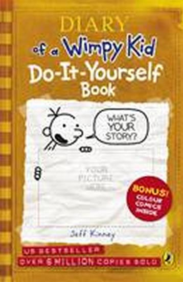 Diary of a Wimpy Kid: Do-it-yourself Boo