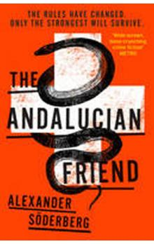 The Andalucian Friend - The First Book in the Brinkmann Trilogy (Brinkman Trilogy 1)