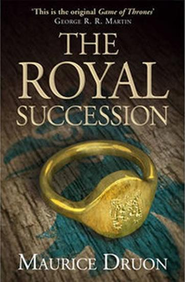 The Iron King 4: The Royal Succession