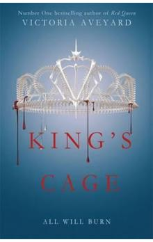King´s Cage: Red Queen Series: Book 3