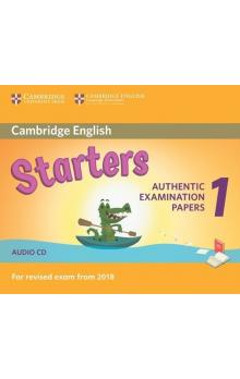 Cambridge English Young Learners 1 for revised exam from 2018 Starters Audio CD -- CD