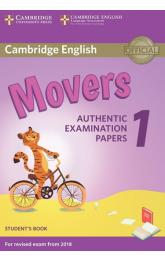 Cambridge English Movers 1 for Revised Exam from 2018 Student´s Book