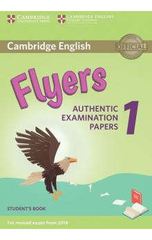 Cambridge English Young Learners 1 for revised exam from 2018 Flyers Student´s Book -- Rozšiřující vzdělávací materiály