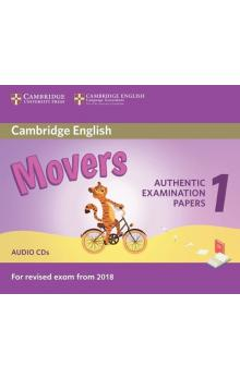 Cambridge English Young Learners 1 for revised exam from 2018 Movers Audio CD -- CD</h4> Authentic examination papers for learners preparing for the revised Cambridge English: Young Learners from 2018. The Audio CDs ... Corporate Author Cambridge Eng