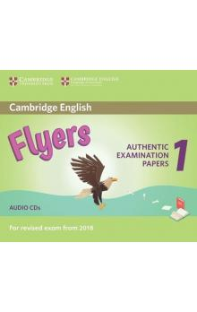 Cambridge English Young Learners 1 for revised exam from 2018 Flyers Audio CD -- CD