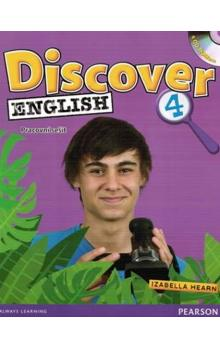 Discover English 4 Workbook w/ CD-ROM CZ Edition