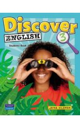 Discover English 3 Students´ Book CZ Edition