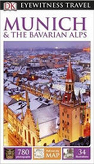 Munich & the Bavarian Alps - DK Eyewitness Travel Guide
