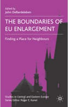 The Boundaries of EU Englargement -  Finding a Place for Neighbours