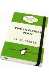 Invisible Man (Notebook)