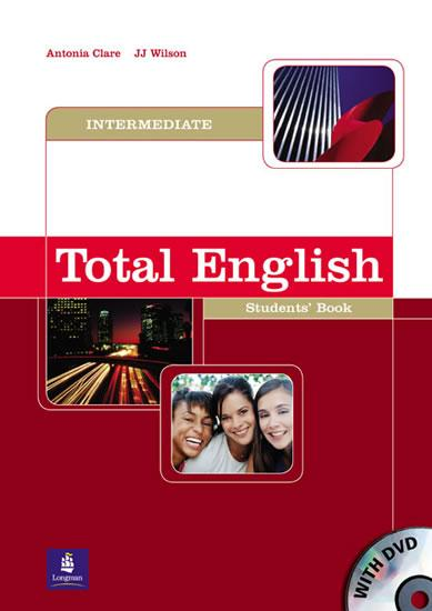 Total English Intermediate Students´ Book w/ DVD Pack