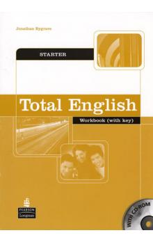 Total English Starter Workbook w/ CD-ROM Pack (w/ key)