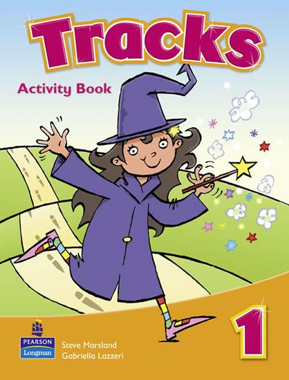 Tracks 1 Activity Book - Lazzeri Gabriella