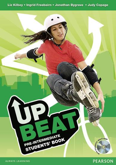 Upbeat Pre-Intermediate Students´ Book w/ Students´ Multi-Rom Pack