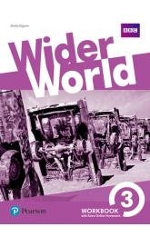 Wider World 3 Workbook w/ Extra Online Homework Pack