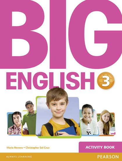 Big English 3 Activity Book - Herrera Mario