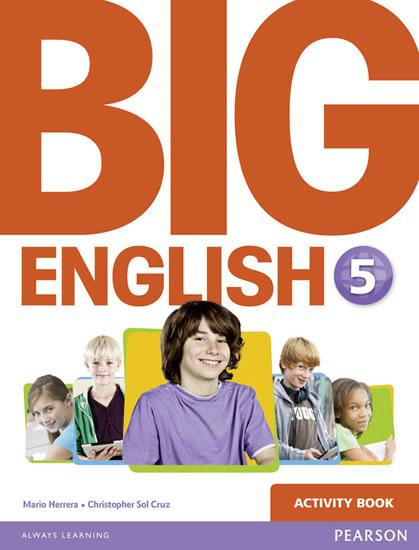 Big English 5 Activity Book - Herrera Mario