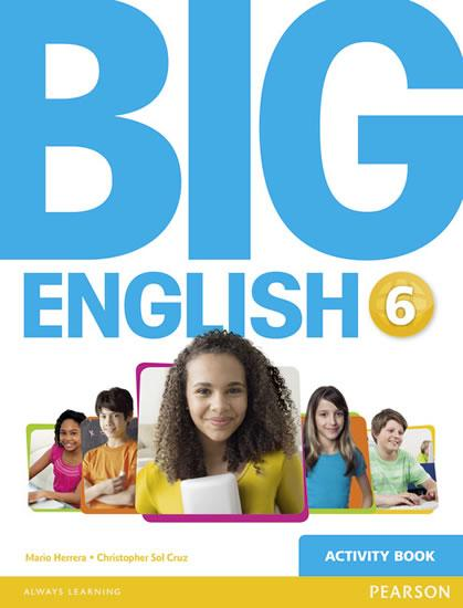 Big English 6 Activity Book - Herrera Mario