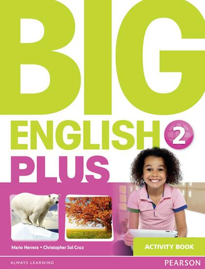 Big English Plus 2 Activity Book - Herrera Mario