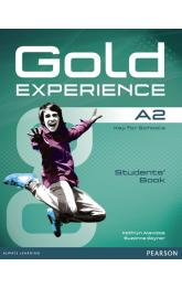 Gold Experience A2 Students´ Book w/ DVD-ROM Pack
