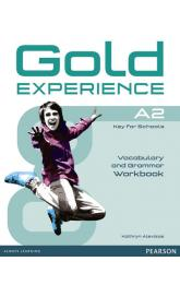 Gold Experience A2 Workbook no key