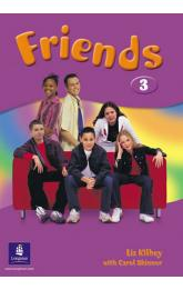 Friends 3 Students´ Book