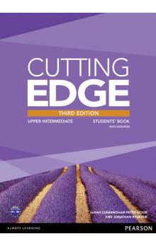 Cutting Edge 3rd Edition Upper Intermediate Students´ Book w/ DVD Pack