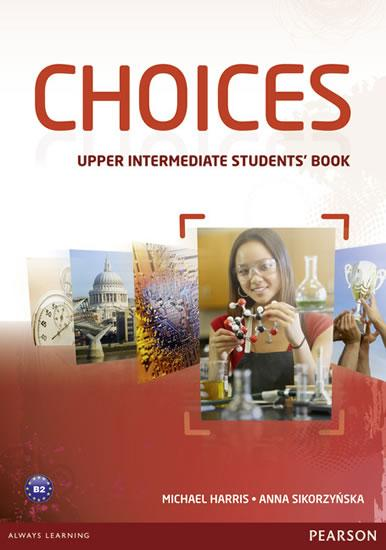 Choices Upper Intermediate Students´ Book w/ MyEnglishLab PIN Code Pack