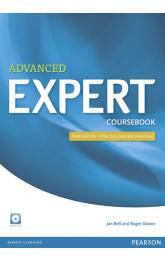 Expert Advanced 3rd Edition Coursebook w/ CD Pack