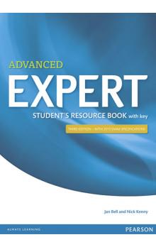 Expert Advanced 3rd Edition Student´s Resource Book with Key
