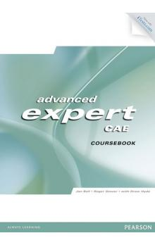 CAE Expert Students´ Book with Access Code and CD-ROM Pack
