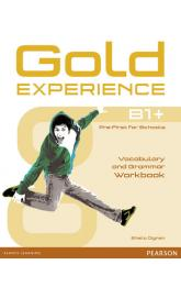 Gold Experience B1+ Workbook no key