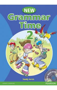 Grammar Time New Edition 2 Students´ Book Pack