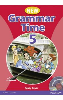 Grammar Time New Edition 5 Students´ Book Pack