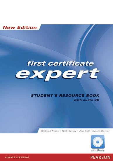 Expert First Certificate 2008 Students´ Resource Book w/ CD Pack (no key)